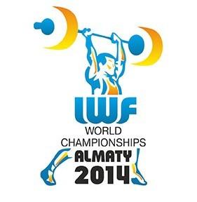 IWF World Championships, Almaty, KAZ 2