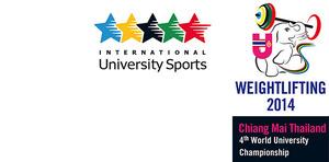 4th FISU World University Championships, Chiang Mai, THA