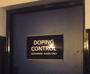 Κανονισμός Ντόπινγκ