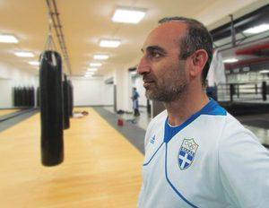 Β. Λεωνίδης: «Τα μετάλλια προσφέρουν αυτοπεποίθηση