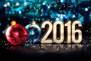 Χρόνια πολλά, ευτυχισμένο το 2016!