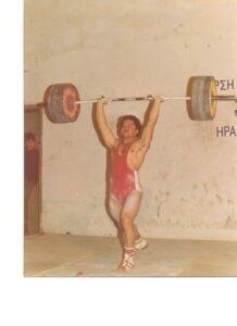 1981 : Γουδεντζίκης Παναγιώτης. Πρωταθλητής εφήβων το 1981 & 1982.