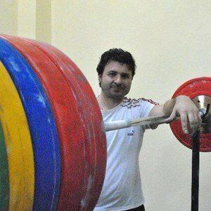 1999 : Καραθανάσης Γεώργιος. Πρωταθλητής εφήβων.