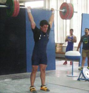 2015 : Σεραφειμίδης Νικόλαος. Χρυσός, στα Πανελλήνια παίδων, εφήβων, νέων ανδρών.