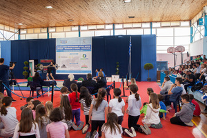 Ολοκληρώθηκε το Πανελλήνιο πρωτάθλημα Εφήβων-Νεανίδων, Παίδων – Κορασίδων
