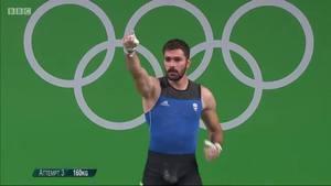 Εντυπωσιακός ο Ιακωβίδης στο Ρίο!