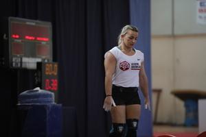 Πανελλήνιο πρωτάθλημα Πολυγύρου 2017: 63κ. Γυναικών αρασέ (video)