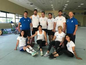 Με 8 αθλητές στους Μεσογειακούς Αγώνες