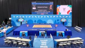 Πέμπτη στους Ολυμπιακούς Αγώνες Νέων η Καρδαρά