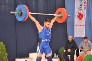 Πανελλήνιο πρωτάθλημα Πυλαία 2018 – Αποτελέσματα 73κ. Ανδρών