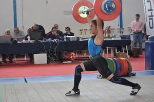 Πανελλήνιο πρωτάθλημα Πυλαία 2018 – Αποτελέσματα 59κ. Γυναικών