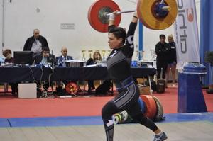 Πανελλήνιο πρωτάθλημα Πυλαία 2018 – Αποτελέσματα 71κ. Γυναικών