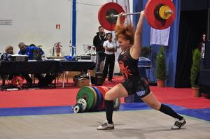 Πανελλήνιο πρωτάθλημα Πυλαία 2018 – Αποτελέσματα 76κ. Νέων Γυναικών