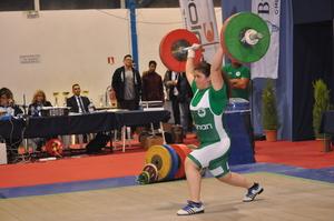 Πανελλήνιο πρωτάθλημα Πυλαία 2018 – Αποτελέσματα 87κ. Γυναικών