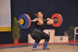 Πανελλήνιο πρωτάθλημα Πυλαία 2018 – Αποτελέσματα 87κ. Νέων Γυναικών