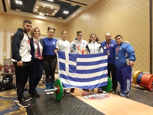 Καλή παρουσία των Ελλήνων αθλητών στο Παγκόσμιο πρωτάθλημα