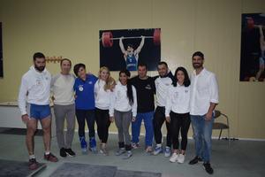Με έξι αθλητές στο Ευρωπαϊκό πρωτάθλημα της Γεωργίας