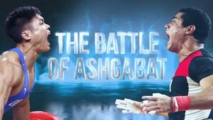 Η μάχη του Ασγκαμπάτ! (video)