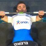 «Χάλκινος» πρωταθλητής κόσμου ο Μπακοχρήστος